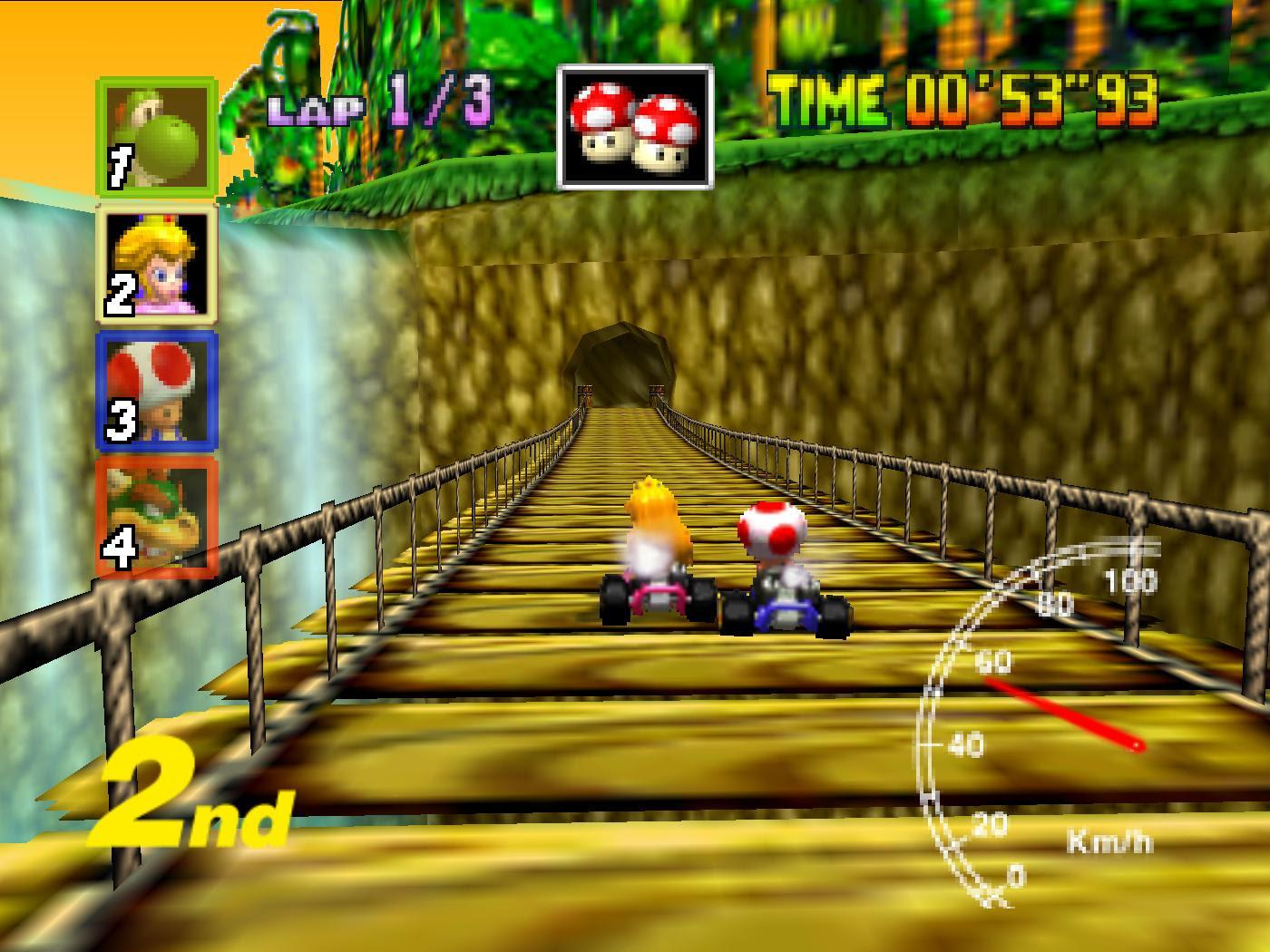 The 15 Best Mario Kart Tracks Paste