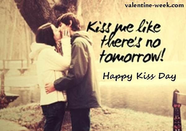 13th Feb Happy Kiss Day 2019 Images Quotes Wishes Messages