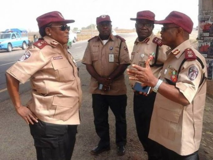 Kaduna: FRSC clamps down on vehicles with expired documents, old number plates