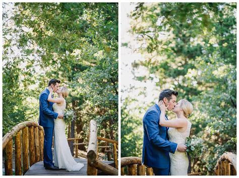 Romantic Lake Arrowhead Pine Rose Cabins Wedding   Brooke
