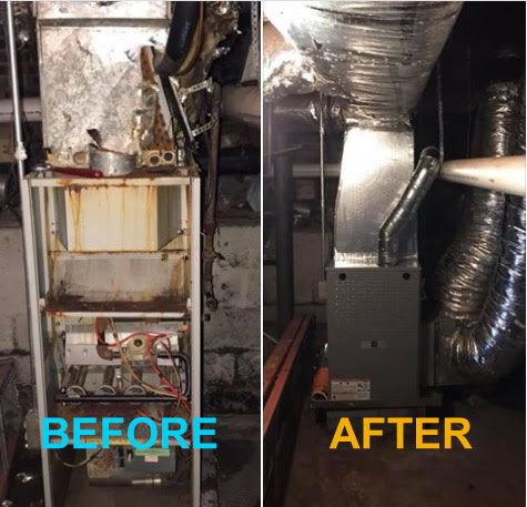 How Your Furnace Maintenance Impacts your Home's Energy Efficiency - M - A Hvac Services