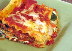 lasagna 1st try