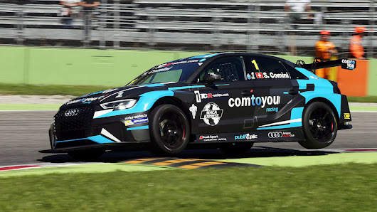 Stefano Comini returns to TCR Benelux with the aim of taking the title