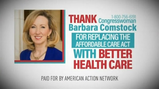 Basketball Fans Treated To Ads Congratulating Republicans For Repealing Obamacare [UPDATE]