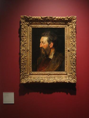 Portrait of a Man, c. 1615, Peter Paul  Rubens _7725