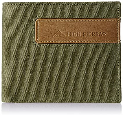 High Sierra Sprint Olive Men's Wallet (31W (0) 64 003) for just Rs. 420.00 @  | Best Promo code, Coupons and Discount Deals of the Day - April 2015