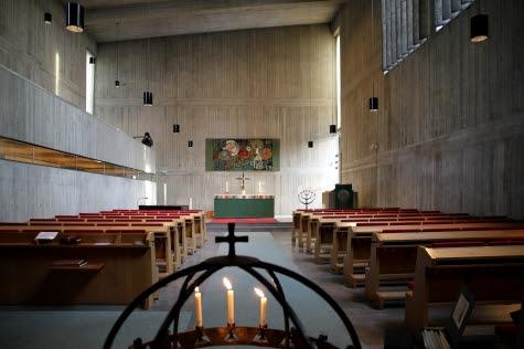Bergshamra kyrka