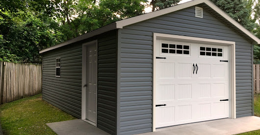 Explore Our Prebuilt Garage Packages