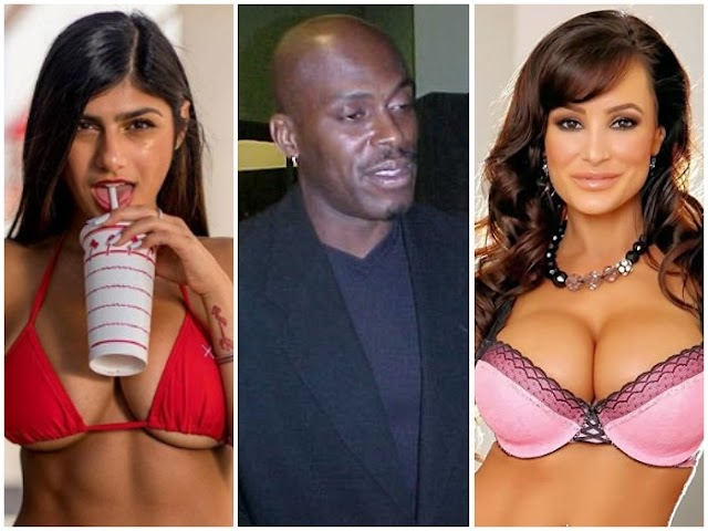 Top 14 Porn Stars Ever In Perfect Order (If You Know Up To Two You Can't Make Heaven) 😂