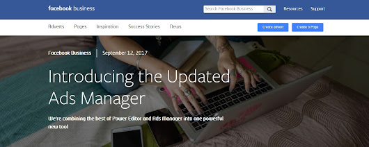 Facebook to combine Power Editor and Ads Manager into a new Tool -
