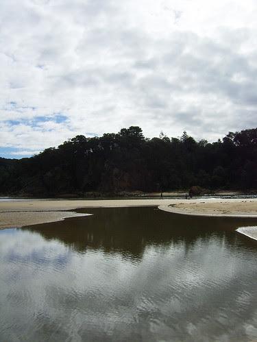Tathra river mouth