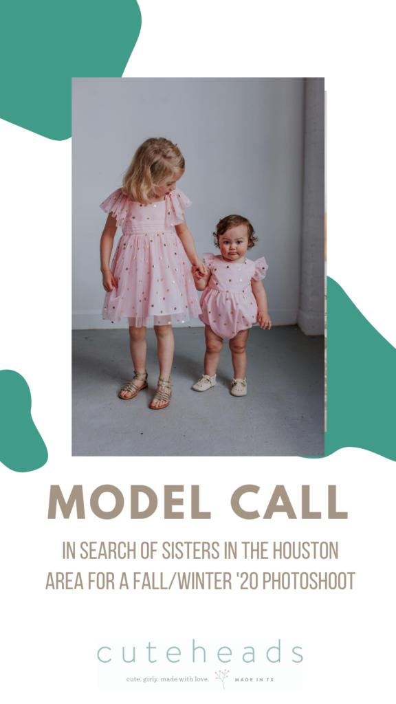 Houston Texas child model call