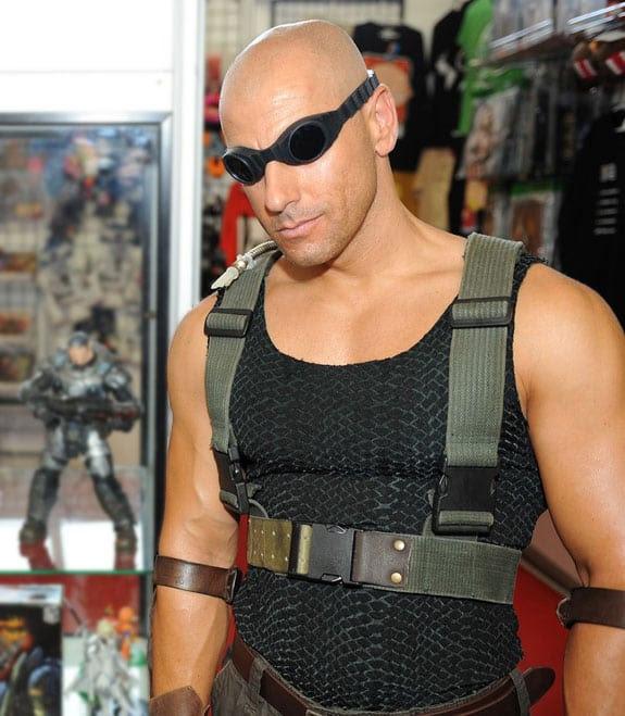 Cosplay: Las crónicas de Riddick