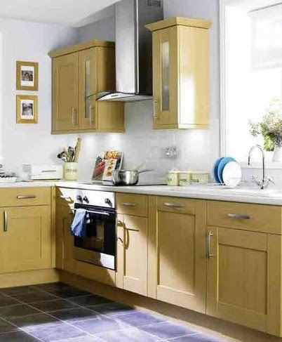L Shape Modular Kitchen Exporter Supplier Amit Engg Metal