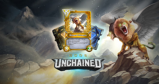 Unlock a Golden Blessed Chimera and enter to win $10,000 in packs!