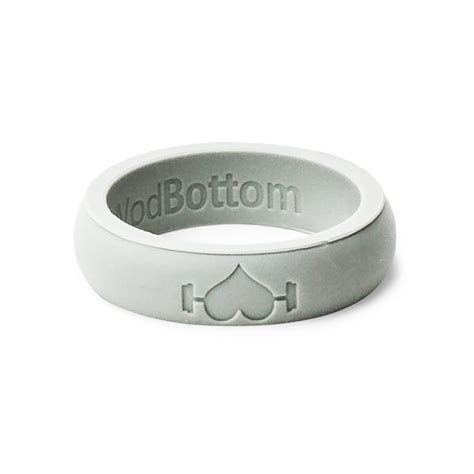 Birthday Gift, Gift for her, Silicone Wedding Ring for