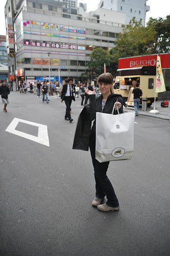 After Japan trip 2011 - day 4. Tokyo - Akihabara.