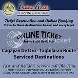 Trans-Asia Shipping Cagayan De Oro-Tagbilaran Route