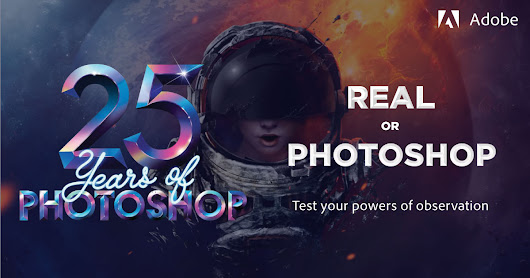 Real or Photoshop Quiz, Test Your Perception