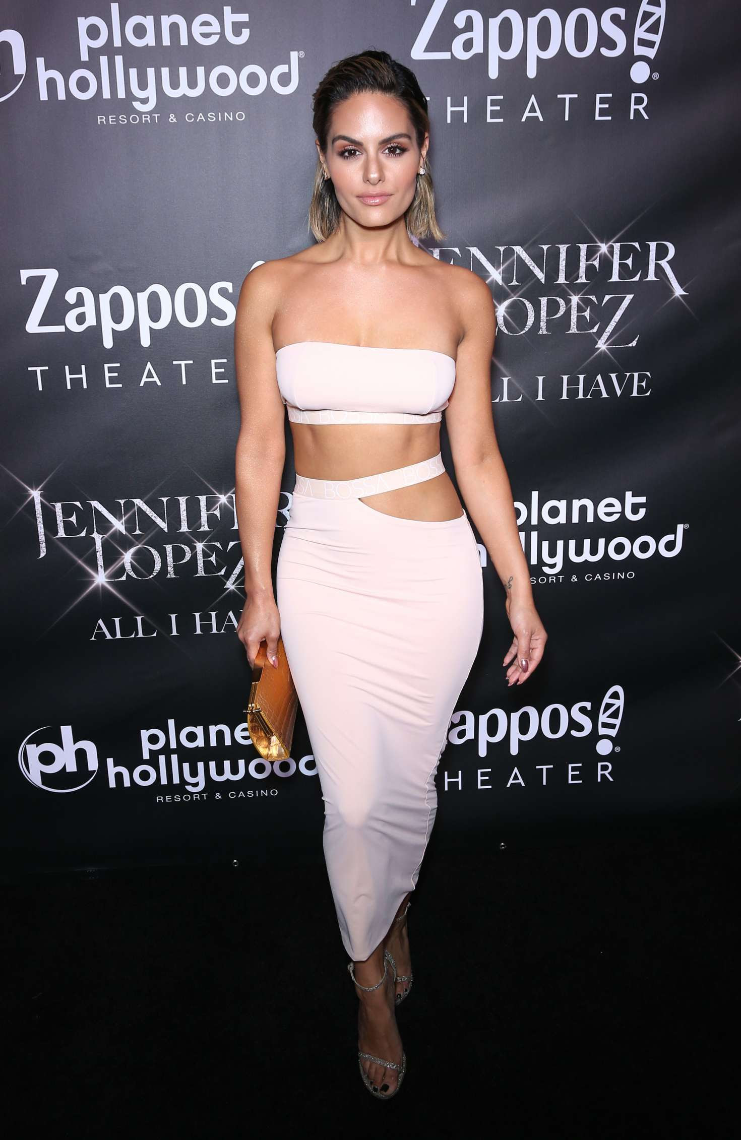 Pia Toscano – 'JENNIFER LOPEZ: ALL I HAVE' Residency After Party in Las Vegas