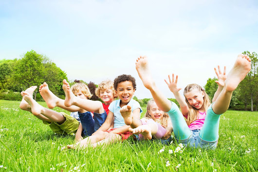 Keeping Kids' Feet Safe During Summer