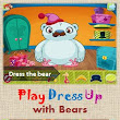 Play Dress Up Games with Lovely Bears | iGameMom