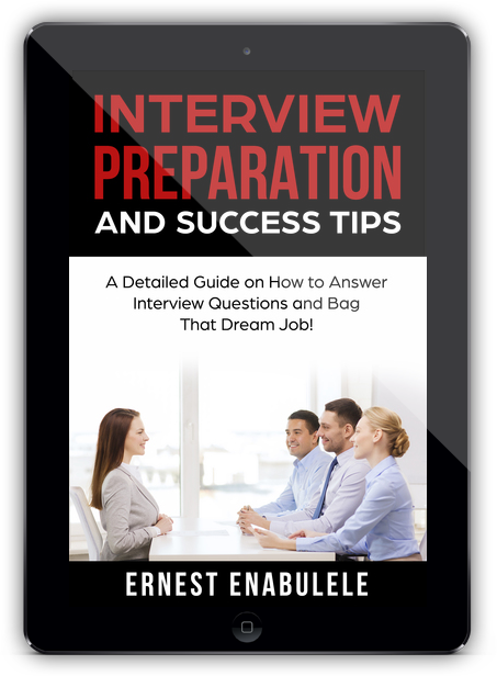 ACE YOUR INTERVIEW WITH MY EBOOK.