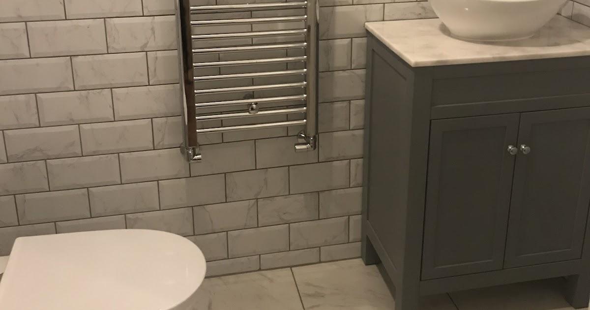 Brick Effect Wall Tiles Bathroom - Mural Wallpaper