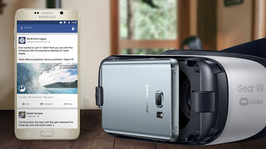 Facebook Adds Virtual Reality Support for 360 Videos - VRScout