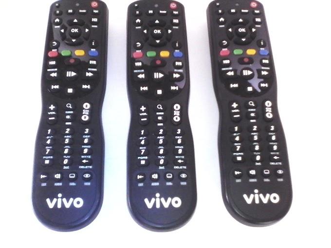 Como configurar controle da vivo tv(gvt) para ligar qualquer tv - 26/01/2017