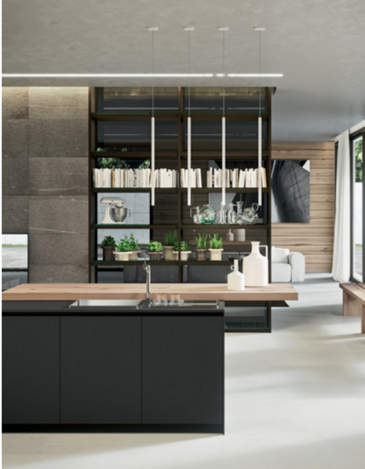Ak_04 Contemporary Kitchen Design By Franco Driusso