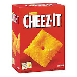Cheez-It 827695 Sunshine Cheez-it Crackers, Flavor Cheese