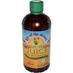 Lily Of The Desert Aloe Vera Juice Organic Whole Leaf 32 oz.