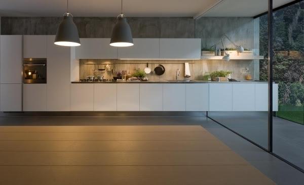 Italian kitchen cabinets - modern and ergonomic kitchen ...