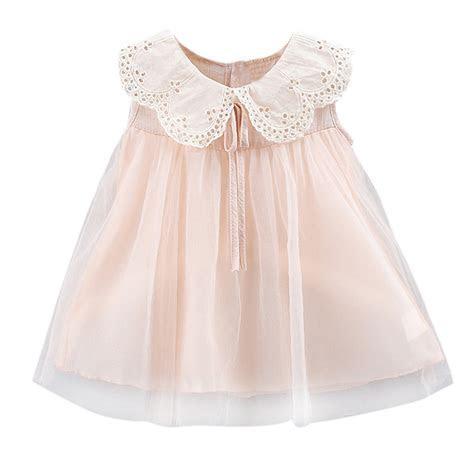 Flower Girl Summer Princess Beading Sleeveless Dress Kid
