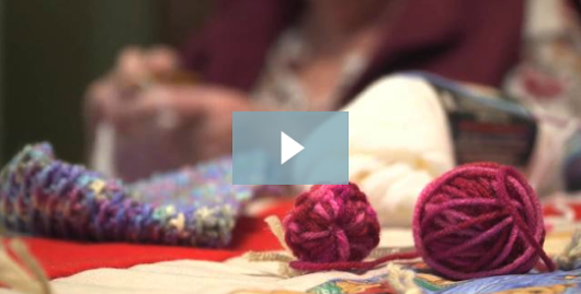 Meet the Twisted Stitchers: I Will Keep on Stitchin' [VIDEO]