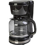 Toastmaster 12 Cup Coffee Maker - Black