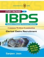 IBPS CWE Clerical Cadre exam Guide and Solved papers