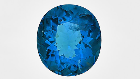 Large Faceted Afghanite | Gems & Gemology
