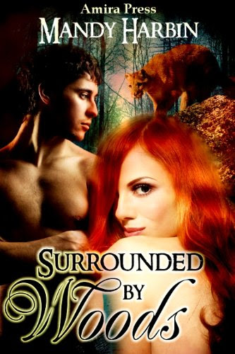 Surrounded By Woods (Woods Family Book 1) by Mandy Harbin