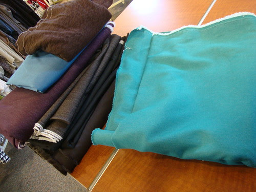 ASE Thursday: Haberman Fabrics