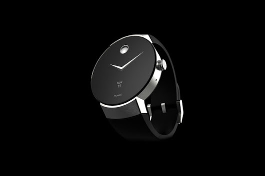 Watchmaker Movado announces the Connect, coming this fall for $495
