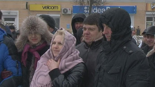 Protests in Belarus over 'social parasite tax' | Euronews