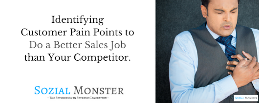 Identifying Customer Pain Points: The First Thing You Want to Do When Determining What to Include… — Sozial Monster