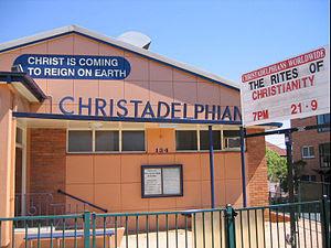 ChristadelphiansChurchBrisbane