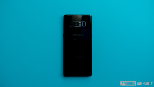 Readers' choice: Samsung Galaxy Note 8 international giveaway!