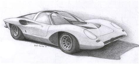 pencil car drawing car pencil art drawings