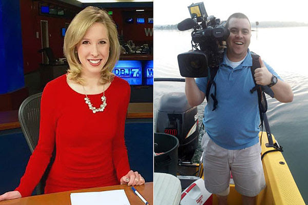 WATCH Virginia Shooting Reporter Alison Parker Did Two Takes of Being Shot