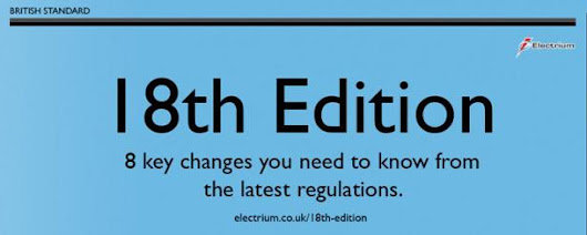 What are the key changes to the 18th edition that you