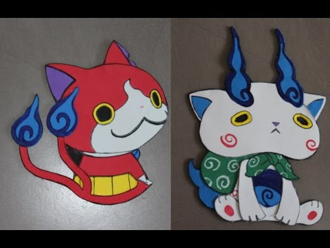 plantilla yokai watch
